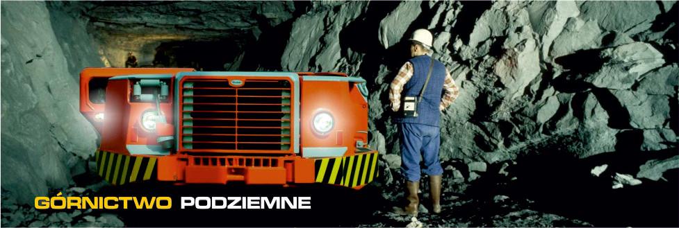 Górnictwo podziemne